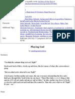 SIAND - PDF - Playing God.pdf