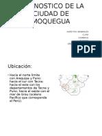 Diagnostico de La Ciudad de Moquegua
