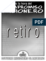 Retiro - Misioneros Claretianos