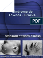 SÍNDROME TOWNES BROCKS 2