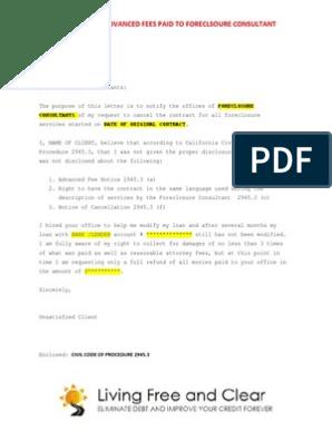 Refund Request Letter Sample from imgv2-1-f.scribdassets.com