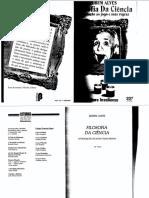 Rubem Alves-Filosofia Da Ciência
