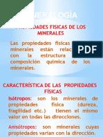 Geologia de Minerologia
