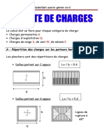 Exemple de Descente de Charges