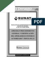 004Procedimientde Certificación OEA