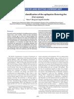 New Concept in Classification seizure