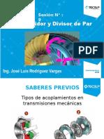 Convertidor de Par y Divisor de Par
