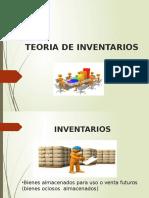 Teoria de Inventarios