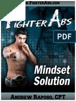 Fighter Abs Mindset Solution