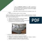 Marco Legal Laboral - Toxicología