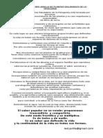 Principios de La Red Jarilla Bonitisimo