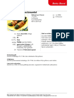 Zucchini Im Speckmantel