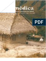 Biomédica Instituto Nacional de Salud, CHAGAS