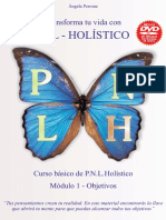 Transforma Tu Vida Con Pnl Holistico Resumen Promocional