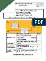 informe laboratorio 2 de electricidad del vehiculo