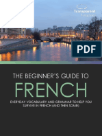 Beginners Guide to French