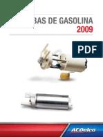 Ac Delco Bombas de Gasolina