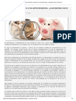 OMD Consulting_ Dividendos o Retribución a Los Administradores