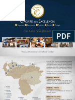 Catalogo Posadas  en Venezuela
