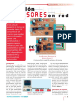 Sensores en Red Rs-485