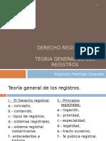 1- Teoria General. Registral i.