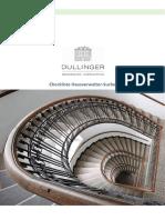 Dullinger Immobilien Verwaltung - Checkliste Hausverwalter Suche