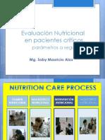 Evaluacion Nutricional en Pacientes Criticos
