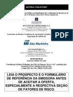 Material Publicitário CRA SMTO