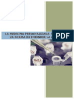Medicina Personalizada_nueva Forma de Entener La Medicina_CedimCat2013