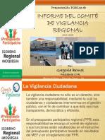 Vigilancia Del Presupuesto Participativo