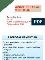 4 Proposal Penelitian