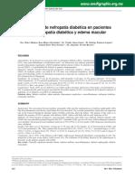 ND en Pacientes Con Retinopatia Diabetica