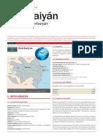 Azerbaiyan Ficha Pais