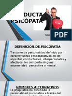 Conducta Psicopatica