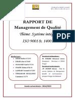 Rapport Mq Onda Final