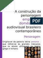 Doméstica no audiovisual