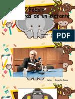 Las Patas Del Elefante