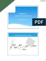 Clase v - Linea de Conduccion (PARTE 1)