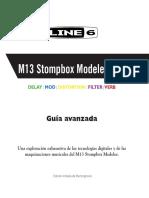 M13 Advanced Users Guide - Spanish ( Rev A ).pdf