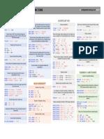PostgreSQL Cheat Sheet String Functions