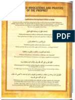 Prophet Mohammad s.a.s. Invocations-Prayers