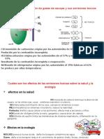 Diapositivas de Gases Contaminantes