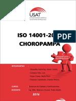 Caso Iso 14001-2015(Choropampa)
