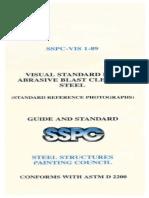 Sspc_vis 1_89 Visual Standard for Abrasive Blast Cleaned Steel