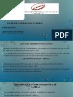 Diapositivas Costos II Segunda Unidad