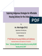 ASO Affordable Housing Conference