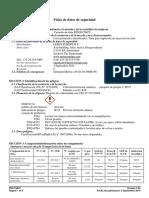 11. MSDS-Tinta Impresora
