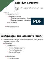 Configuração dum aeroporto