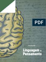Linguagem e Pensamento