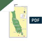 Peta Kecamatan